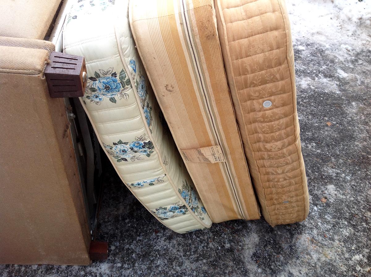 mattress removal sydney