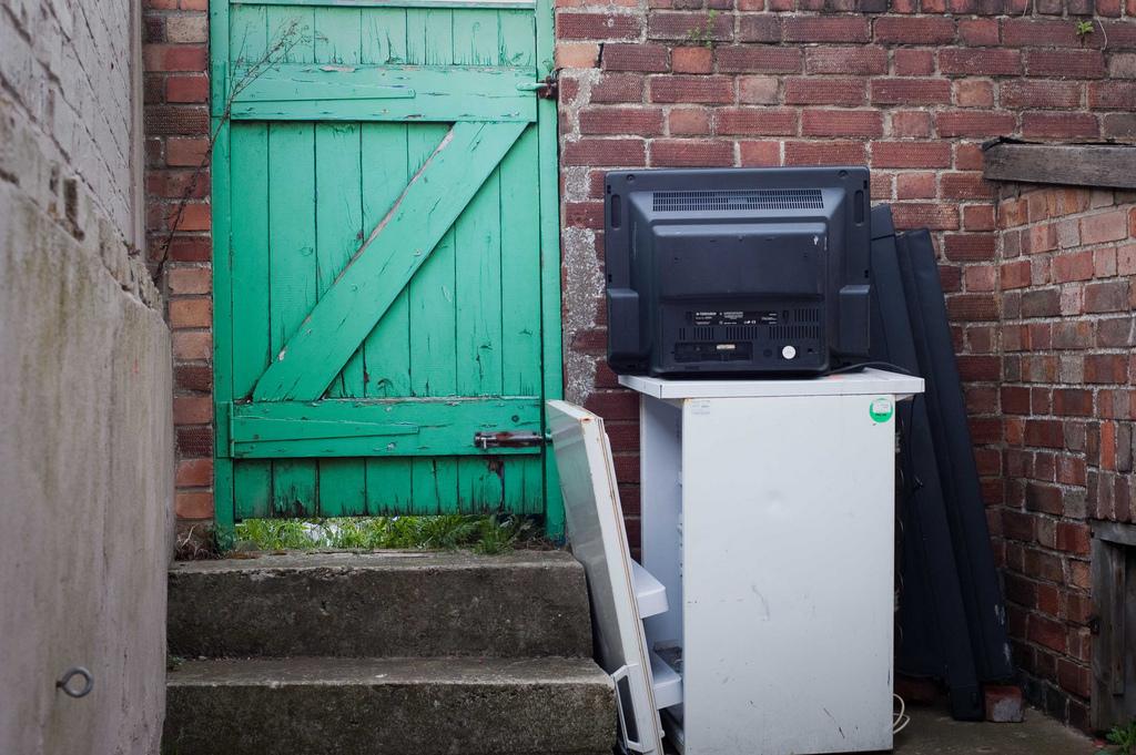 scrap metal rubbish removal