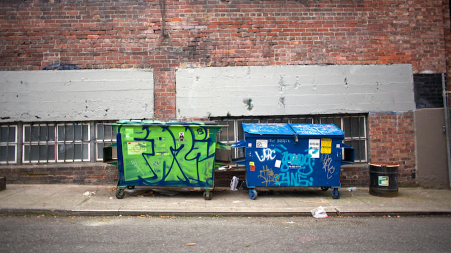 commercial waste removal