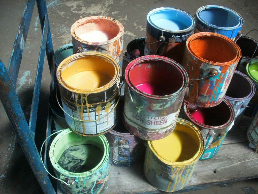 paint disposal with sydney rubbish services sydney