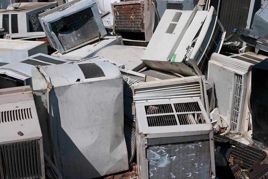Air Conditioner disposal