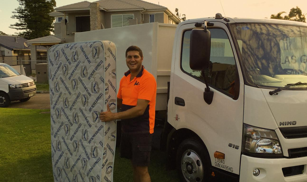 rubbish removal woollahra