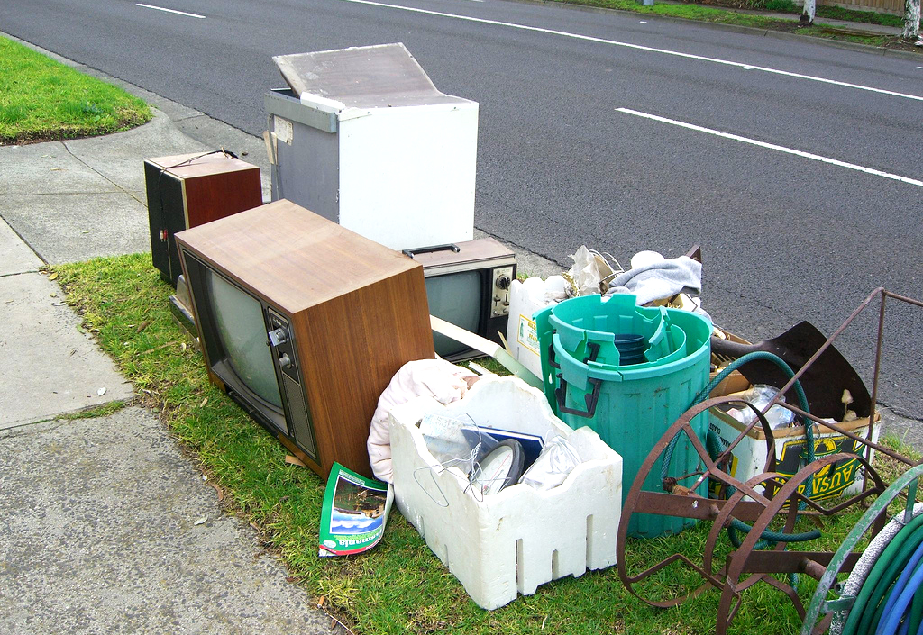 household garbage removal sydney