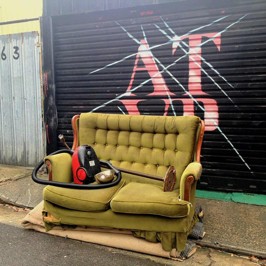rubbish removal newtown