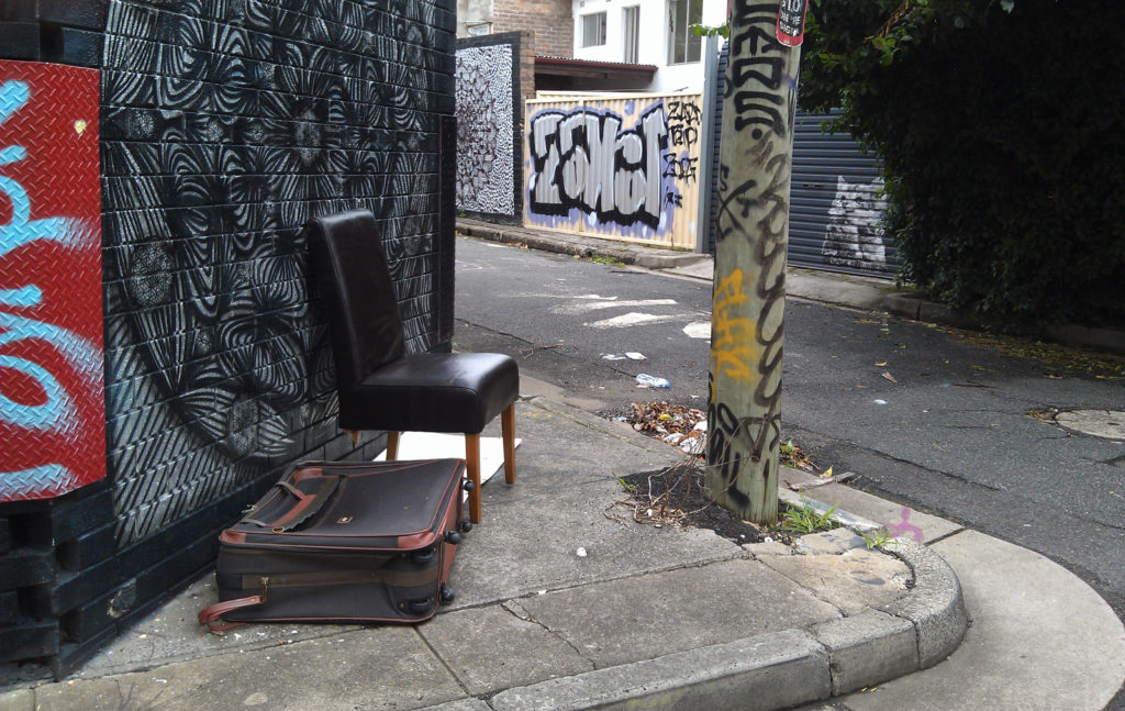 rubbish removal inner west