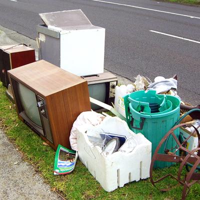 professional rubbish removal