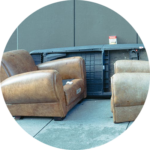 Lounge, Sofa and Couch Removal